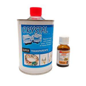 Résine Crystal